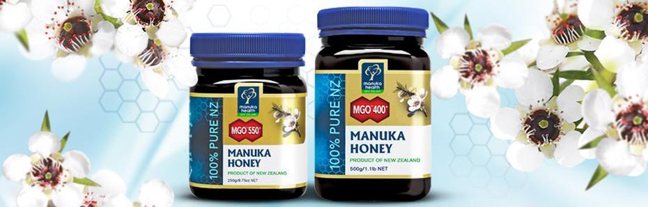 Manuka honningur og kanel