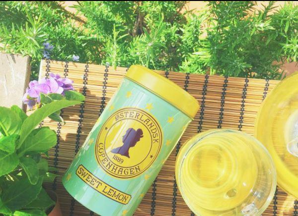 Leyst te frá Østerlandsk Thehus